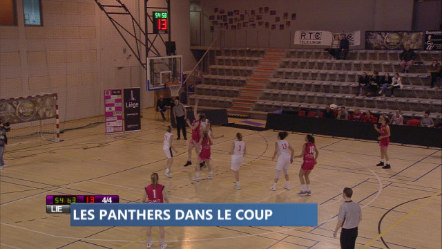 Zapping sport : les Panthers signent l'exploit du week-end