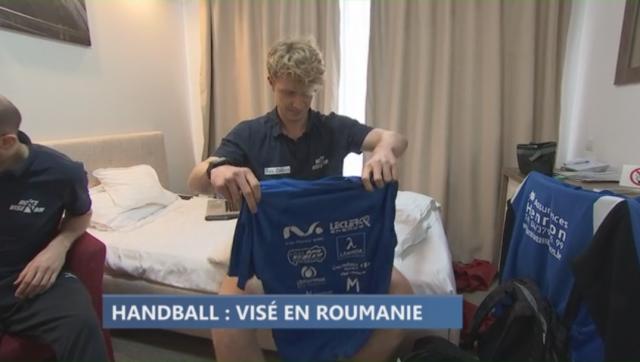 Handball : Visé en Roumanie 2