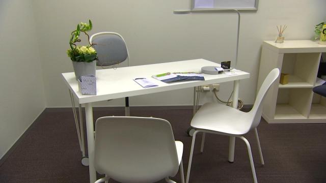 Vitacolo propose des bureaux à partager co working auvergne