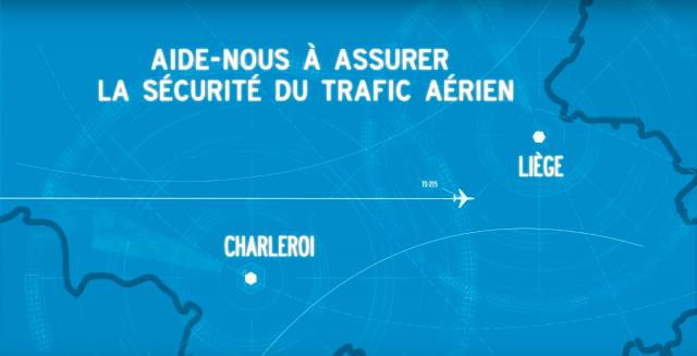 Belgocontrol recrute pour Liège Airport