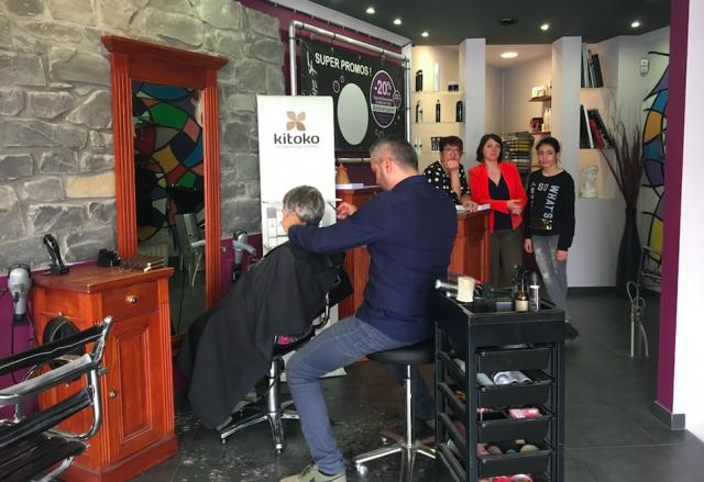 Huy : des coupes de cheveux solidaires