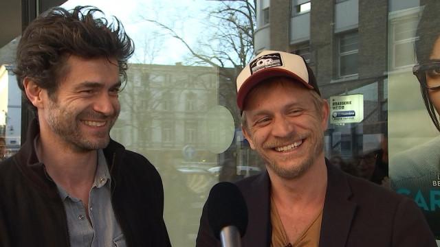 Cinéma : les frères Renier en grande forme !