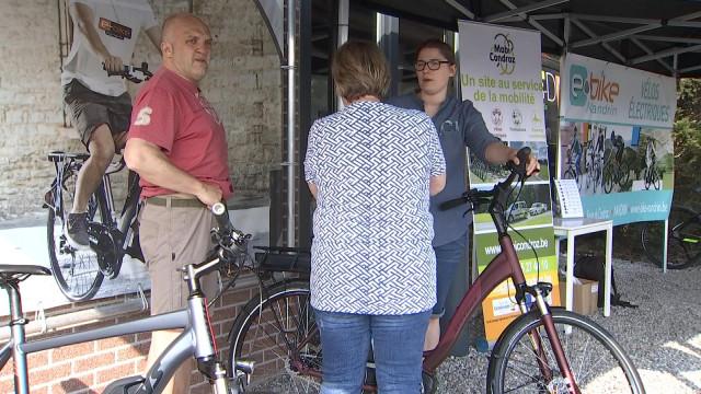 Nandrin : journée découverte des vélos à assistance électrique