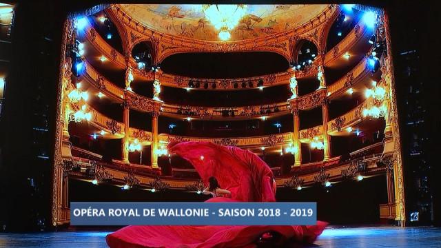 Opéra Royal de Wallonie : nouvelle saison riche