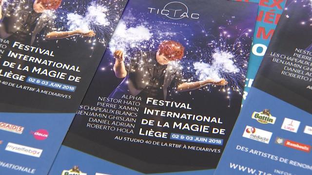 Les meilleurs magiciens bientôt à Liège