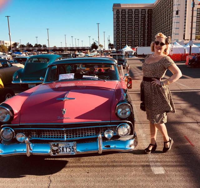 Un prix pour Mademoiselle Gisèle à Las Vegas