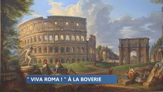 """""""Viva Roma"""" à la Boverie, ou l'inépuisable inspiration romaine"""