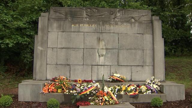 Vol de métaux sur les monuments aux morts