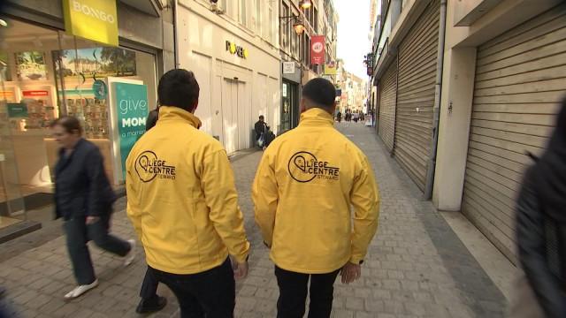 Stewards urbains : 20 ans de présence, déjà