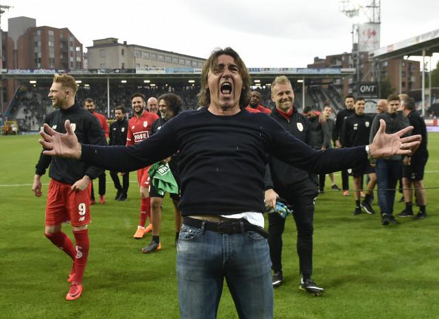 Le Standard et Sa Pinto: c'est fini!