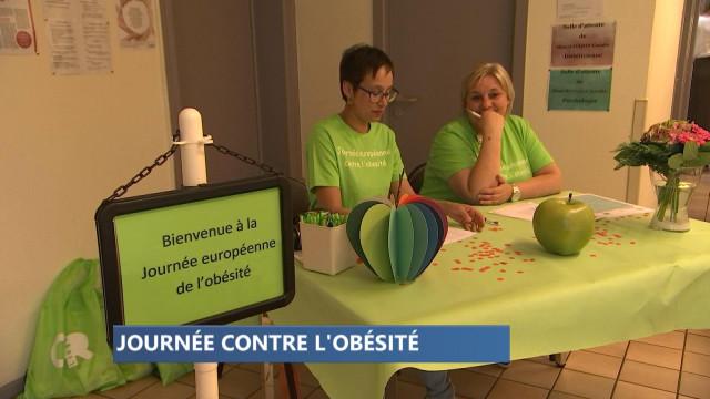 Journée européenne contre l'obésité