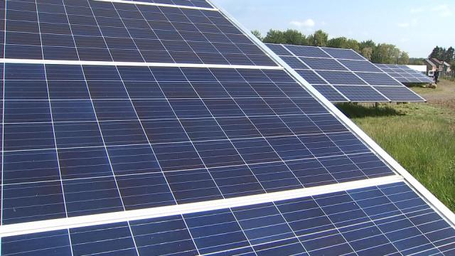 Le plus grand parc photovoltaïque de Wallonie à Moha