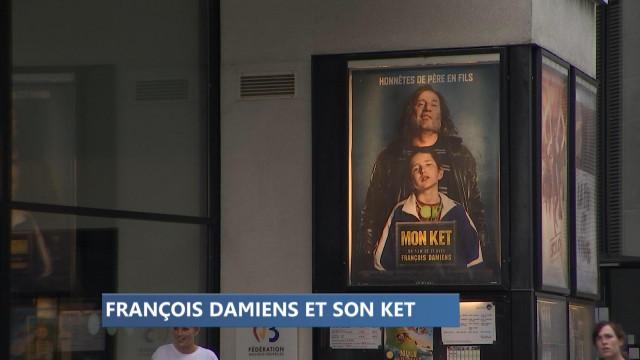 """""""Mon Ket"""" de François Damiens fait un carton au Sauvenière"""