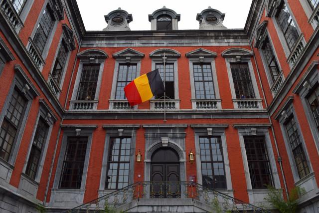 Fusillade de Liège : le moment des hommages