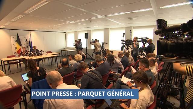 Fusillade à Liège: des faits qualifiés d'assassinat terroriste