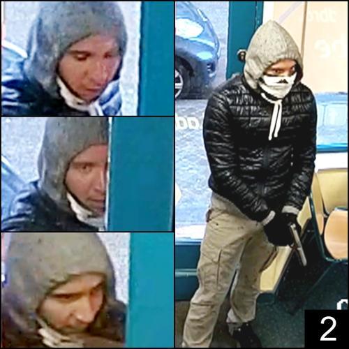 Vidéo : la police recherche les auteurs d'un vol à Liège