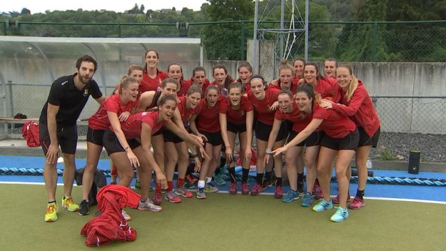 Hockey : les Red Panthers en stage du côté de Huy