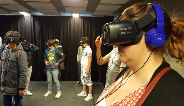 Infrabel : décourager les comportements dangereux avec la réalité virtuelle
