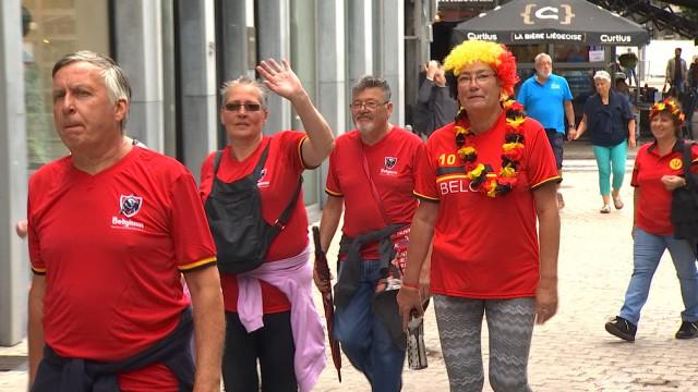 Diables Rouges : les supporters s'équipent !
