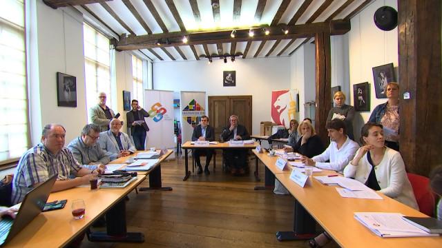 Liège Europe Métropole: schéma de développement territorial