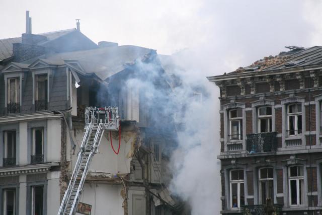 Chambre du conseil : audience sur l'explosion de la rue Léopold