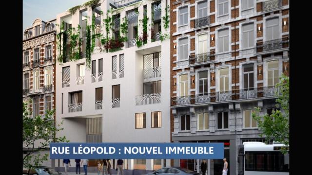 Léopold : fin de chantier sur le site de l'explosion