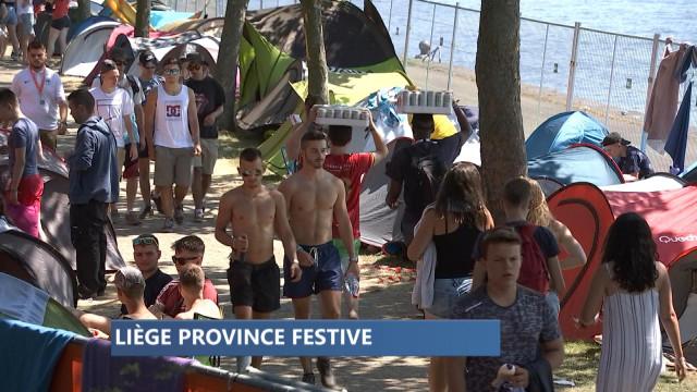 Liège Province Festive : prévention pour les jeunes