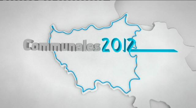 Elections communales 2012 - Comblain au Pont
