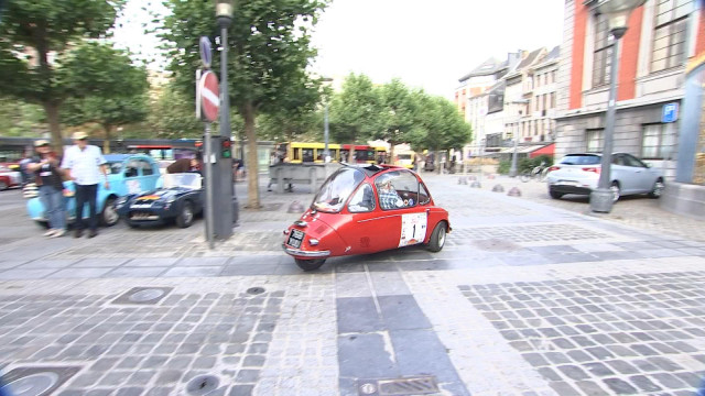 Liège-Brescia-Liège: un rallye historique pour petites cylindrées
