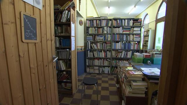 Déstockage: la bibliothèque La Joie de Lire fait de la place!