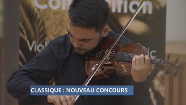 Des espoirs de la musique classique en compétition à Liège