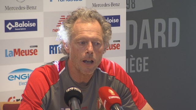 Preud'homme: 'Le Cercle pratique un football positif'