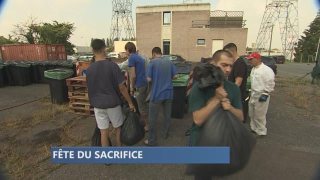 Fête du sacrifice: l'abattage à domicile passe aussi par Droixhe