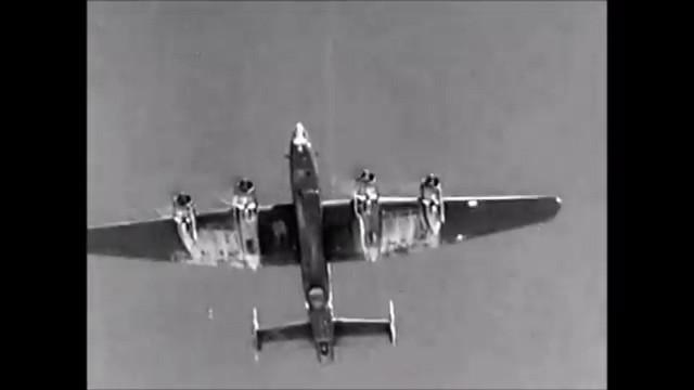 Modave : crash d'un bombardier le 28 août 1943