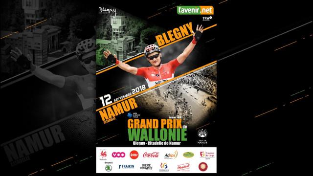 Cyclisme : le Grand Prix de Wallonie partira cette fois de Blegny
