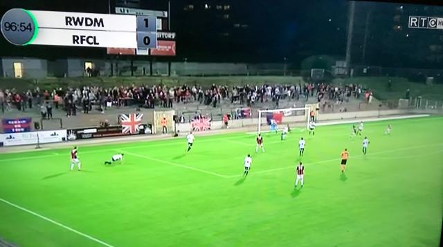 RWDM 1-0 RFC Liège
