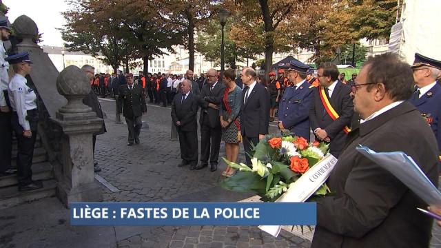 Le respect au coeur des Fastes de la police de Liège