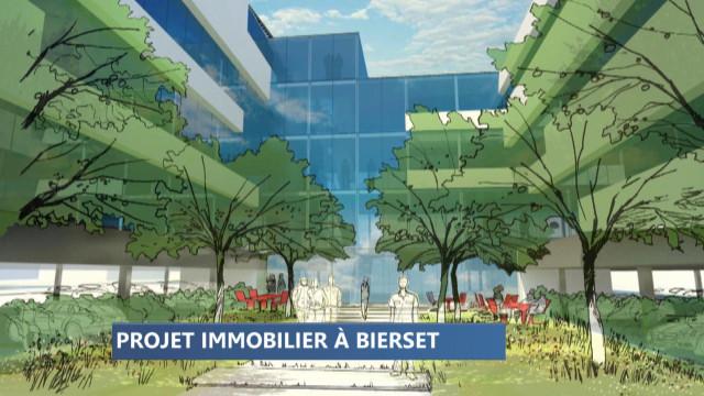 66.000m² de bureaux seront construits à Liege Airport