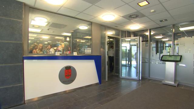Découverte des nouveaux locaux d'accueil de l'hôtel de police de Liège