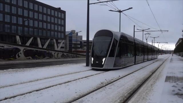 Société Colas: l'ancrage liégeois du tram.