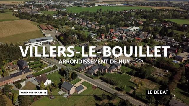 Débat Communales 2018 : Villers-Le-Bouillet
