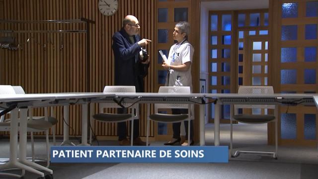 CHU de Liège: l'importance de la parole du patient