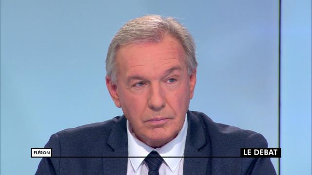 Roger Lespagnard quitte la vie politique