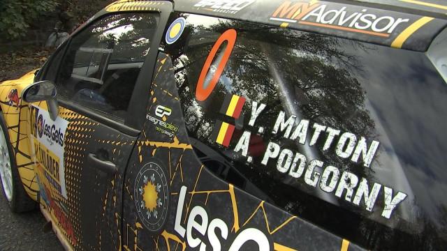 Rallye du Condroz: à quoi sert la voiture 0 ?