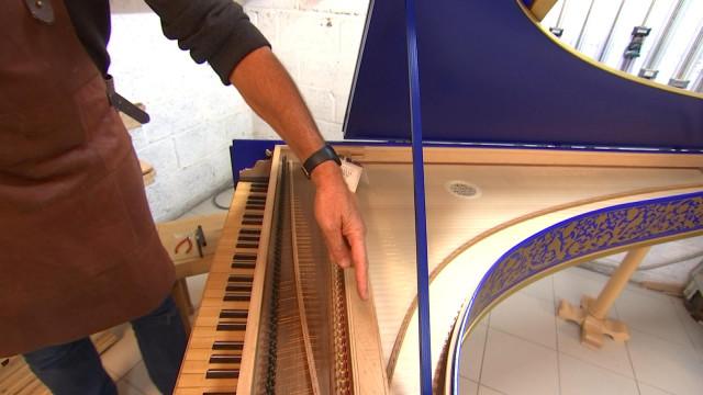 Le clavecin, un instrument ancien, mais pas oublié