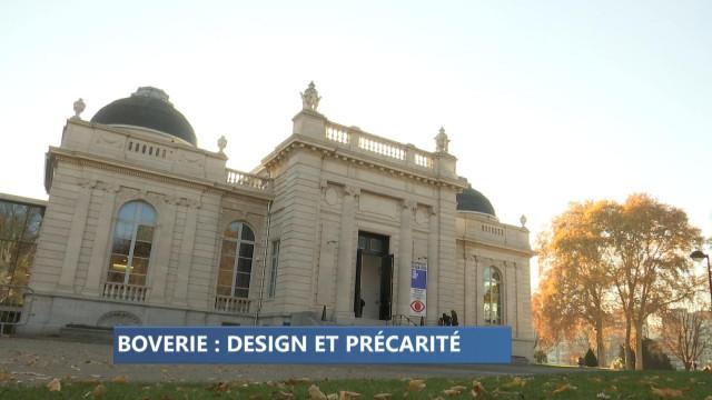 Boverie: Design et précarité