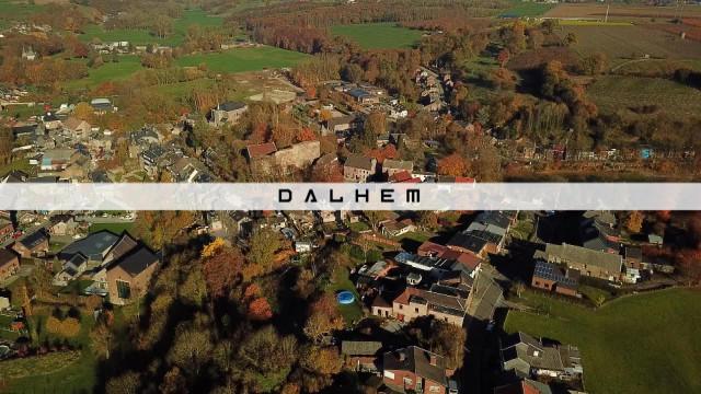 Vu du Ciel : Dalhem