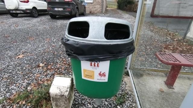 Juprelle teste les poubelles connectées