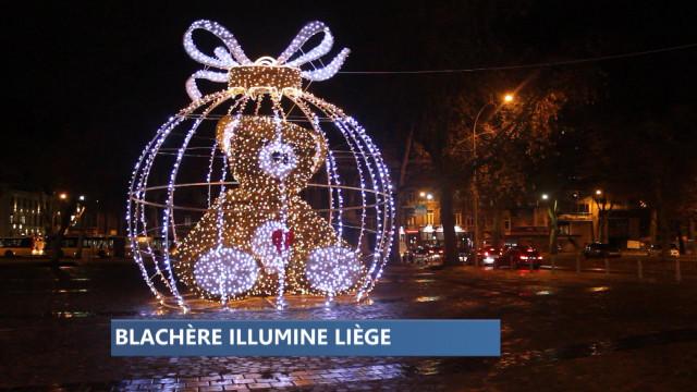 Blachère illumine Liège