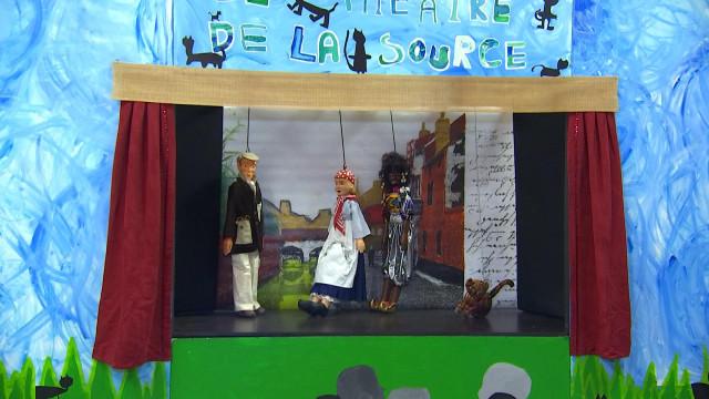 Le Théâtre de la Source écrit ses propres contes de Noël